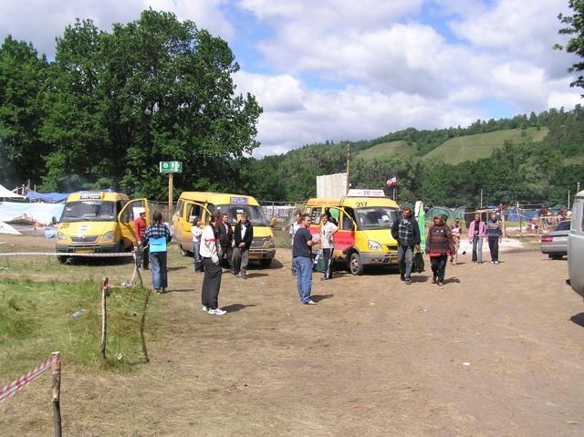 Маршрутные такси до Самары.